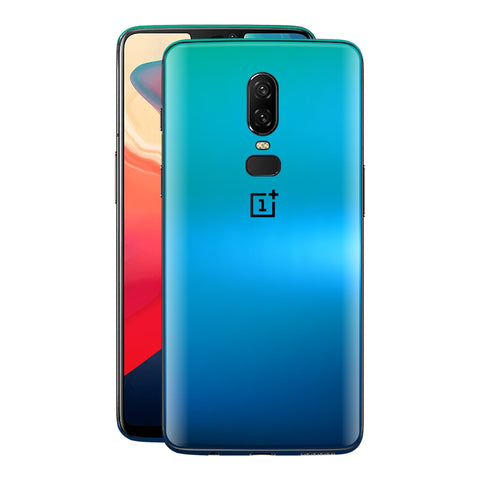 OnePlus 6 Chameleon Caribbean Skin Wrap Decal Cover by EasySkinz