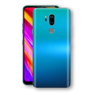 LG G7 ThinQ Chameleon Caribbean Skin Wrap Decal Cover by EasySkinz