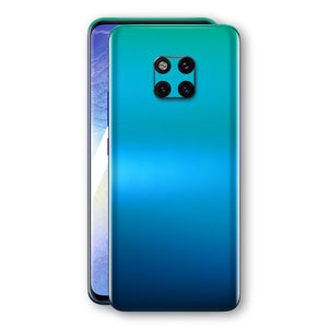 Huawei MATE 20 PRO Chameleon Caribbean Skin Wrap Decal Cover by EasySkinz