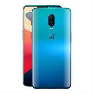 OnePlus 6T Chameleon Caribbean Skin Wrap Decal Cover by EasySkinz
