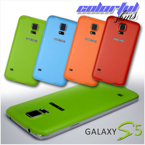 Samsung Galaxy S5 Colorful Skins