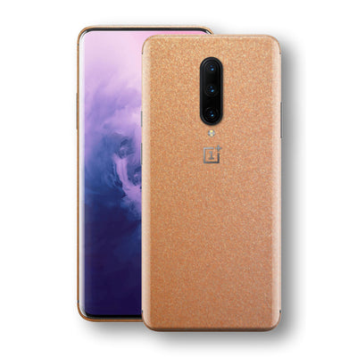OnePlus 7 PRO Copper Matt Metallic Skin, Decal, Wrap, Protector, Cover by EasySkinz | EasySkinz.com