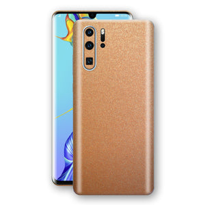 Huawei P30 PRO Copper Matt Metallic Skin, Decal, Wrap, Protector, Cover by EasySkinz | EasySkinz.com
