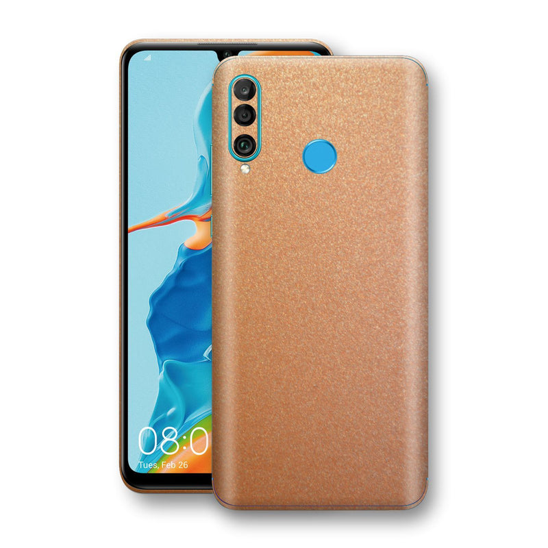 Huawei P30 LITE Copper Matt Metallic Skin, Decal, Wrap, Protector, Cover by EasySkinz | EasySkinz.com