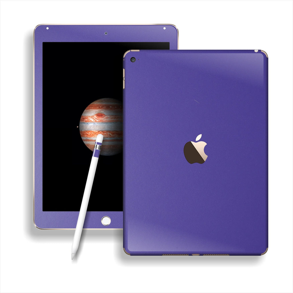 iPad PRO Matt Matte 3M Royal Purple Skin Wrap Sticker Decal Cover Protector by EasySkinz