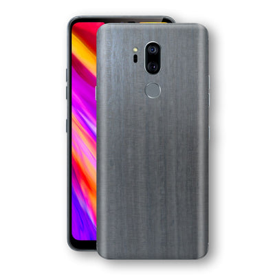 LG G7 ThinQ Luxuria Fabric Woven Nylon Skin Wrap Decal Protector | EasySkinz