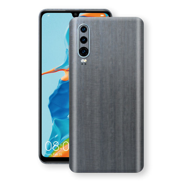 Huawei P30 Luxuria Fabric Woven Nylon Skin Wrap Decal Protector | EasySkinz