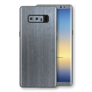 Samsung Galaxy NOTE 8 Luxuria Fabric Woven Nylon Skin Wrap Decal Protector | EasySkinz