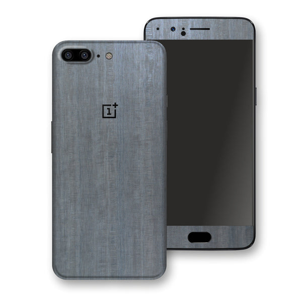 OnePlus 5 Luxuria Fabric Woven Nylon Skin Wrap Decal Protector | EasySkinz