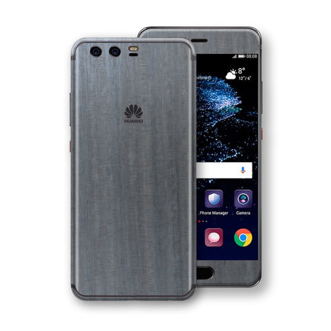 Huawei P10+ PLUS  Luxuria Fabric Woven Nylon Skin Wrap Decal Protector | EasySkinz