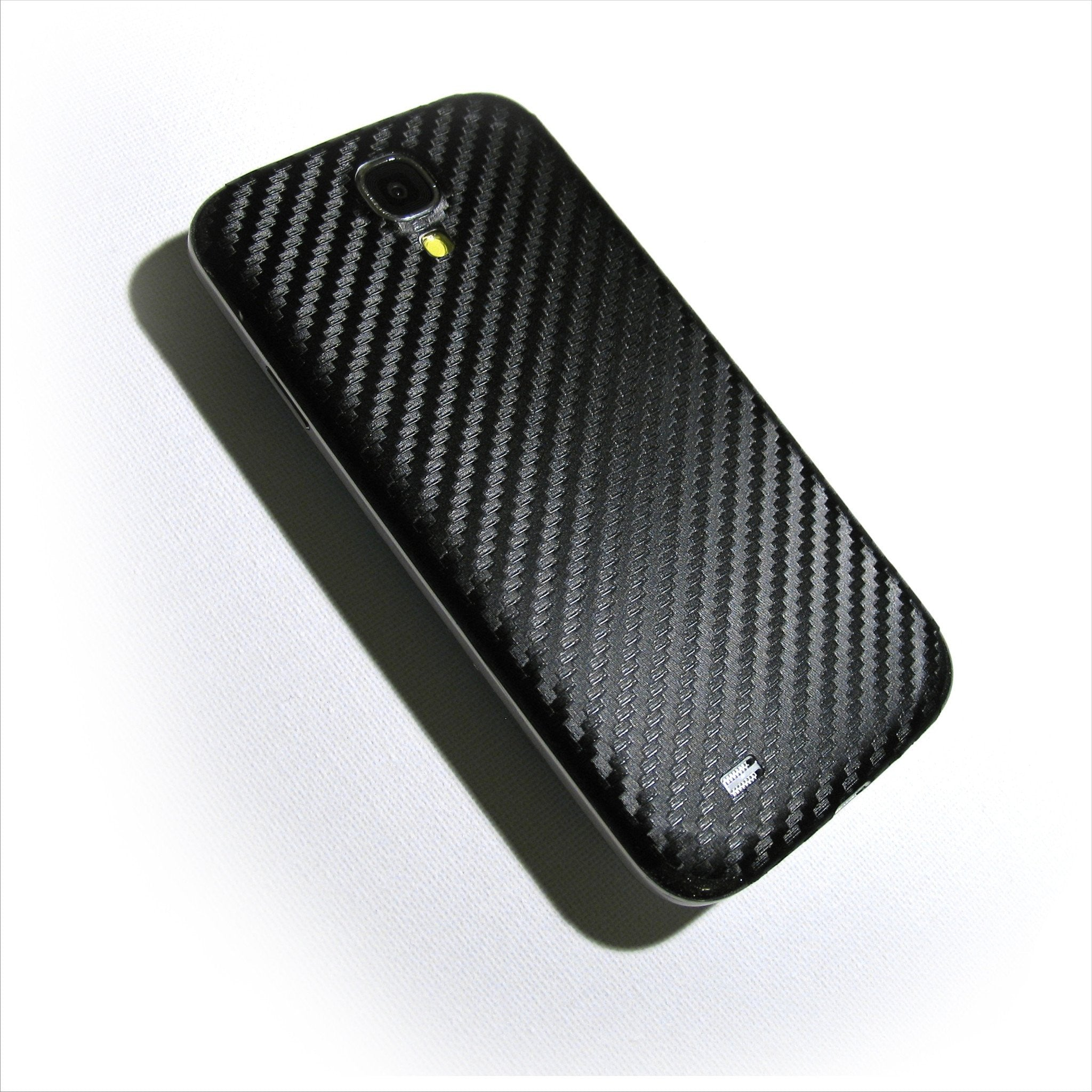 Samsung Galaxy S4 carbon black skin