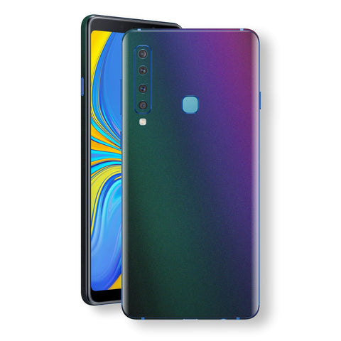 Samsung Galaxy A9 (2018) Chameleon DARK OPAL Skin Wrap Decal Cover by EasySkinz