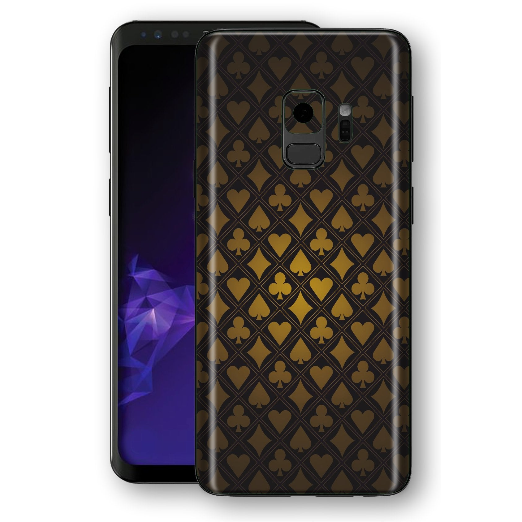 Samsung Galaxy S9 Signature Gamble  Skin, Decal, Wrap, Protector, Cover by EasySkinz | EasySkinz.com