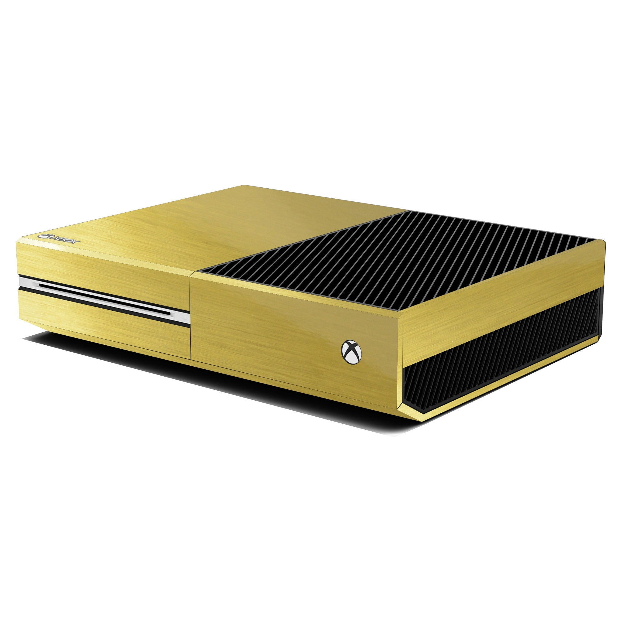 Xbox One Console Brushed metal Xbox One Skins