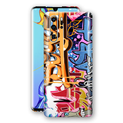 Huawei P30 PRO Print Custom Signature Graffiti Skin Wrap Decal by EasySkinz