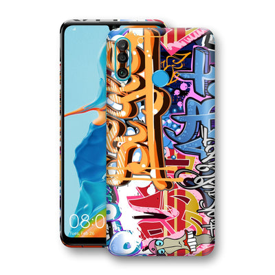 Huawei P30 LITE Print Custom Signature Graffiti Skin Wrap Decal by EasySkinz