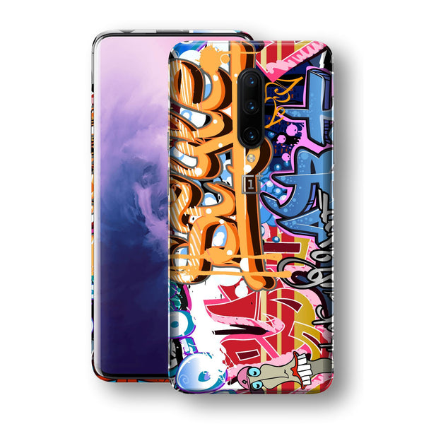 OnePlus 7 PRO Print Custom Signature Graffiti Skin Wrap Decal by EasySkinz