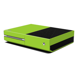 Xbox One Console Green MATT Skin Wrap Sticker Decal Protector Cover by EasySkinz