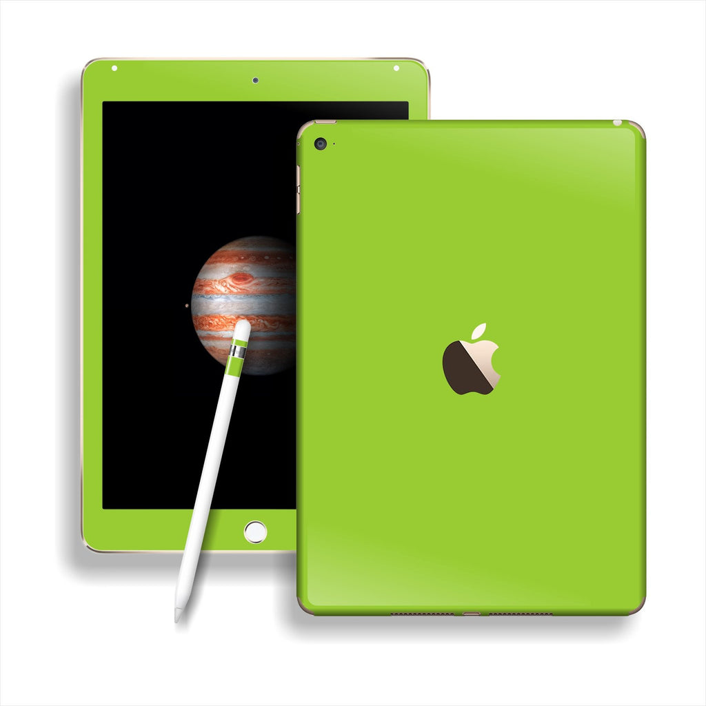 iPad PRO Matt Matte Green Skin Wrap Sticker Decal Cover Protector by EasySkinz