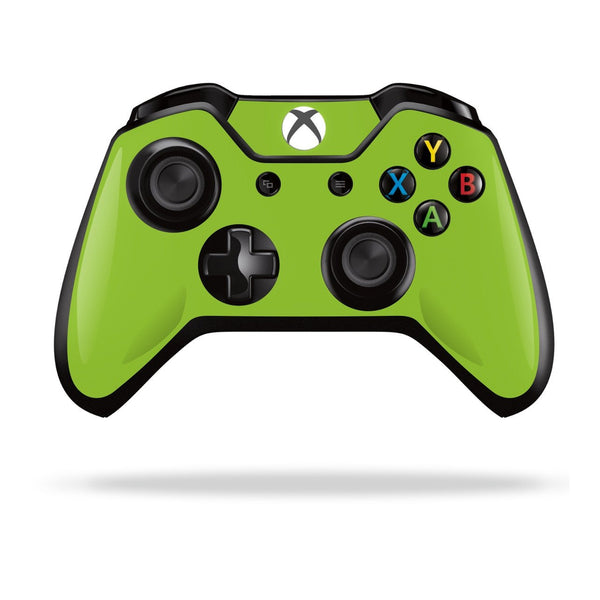 Xbox One Controller Green MATT Matte Skin Wrap Sticker Decal Protector Cover by EasySkinz