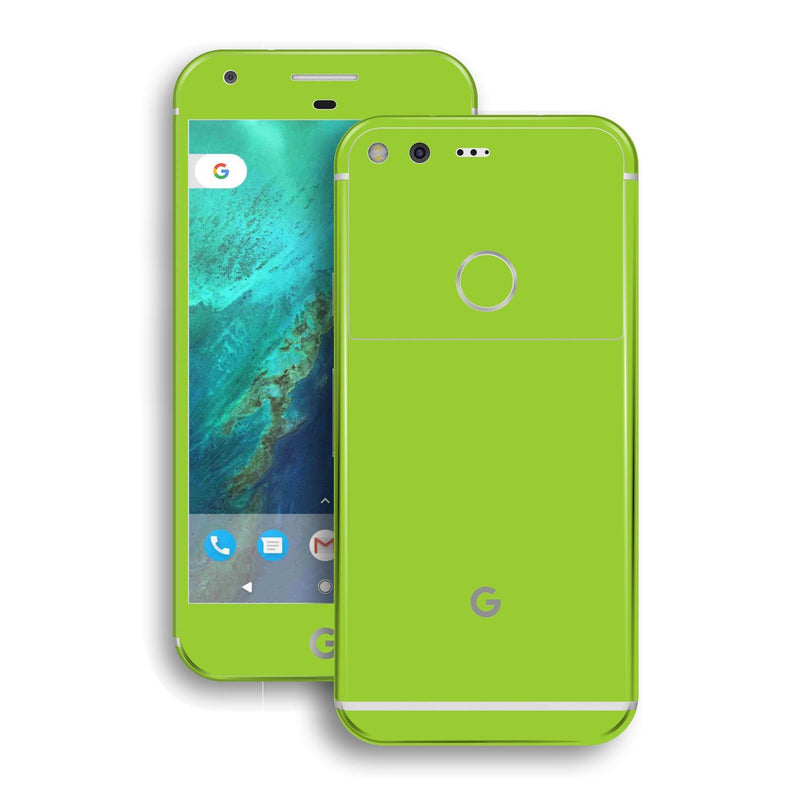 Google Pixel Green Matt Skin by EasySkinz