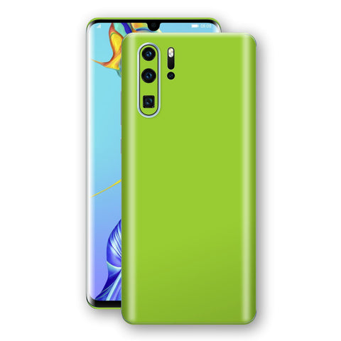 Huawei P30 PRO Green Matt Skin, Decal, Wrap, Protector, Cover by EasySkinz | EasySkinz.com