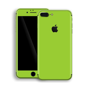 iPhone 8 Plus Green Matt Skin, Decal, Wrap, Protector, Cover by EasySkinz | EasySkinz.com