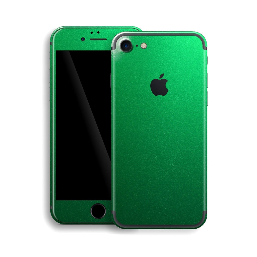 iPhone 7 Viper Green Tuning Metallic Skin, Wrap, Decal, Protector, Cover by EasySkinz | EasySkinz.com