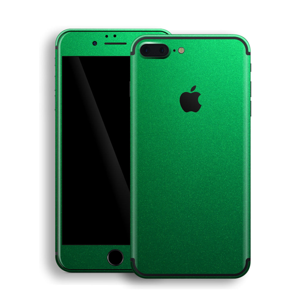 iPhone 7 Plus Viper Green Tuning Metallic Skin, Decal, Wrap, Protector, Cover by EasySkinz | EasySkinz.com