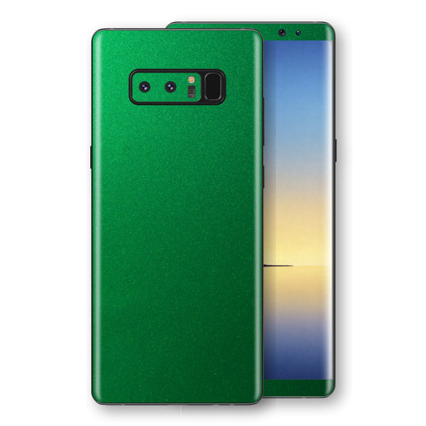 Samsung Galaxy NOTE 8 Viper Green Tuning Metallic Skin, Decal, Wrap, Protector, Cover by EasySkinz | EasySkinz.com