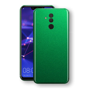 Huawei MATE 20 LITE Viper Green Tuning Metallic Skin, Decal, Wrap, Protector, Cover by EasySkinz | EasySkinz.com