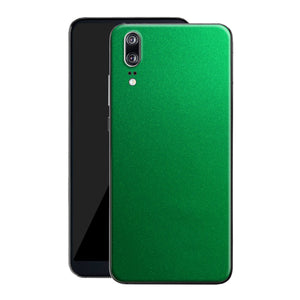 Huawei P20 Viper Green Tuning Glossy Gloss Finish Skin, Decal, Wrap, Protector, Cover by EasySkinz | EasySkinz.com