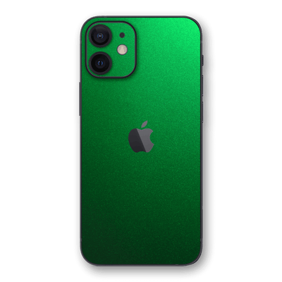iPhone 12 Viper Green Tuning Metallic Skin, Wrap, Decal, Protector, Cover by EasySkinz | EasySkinz.com