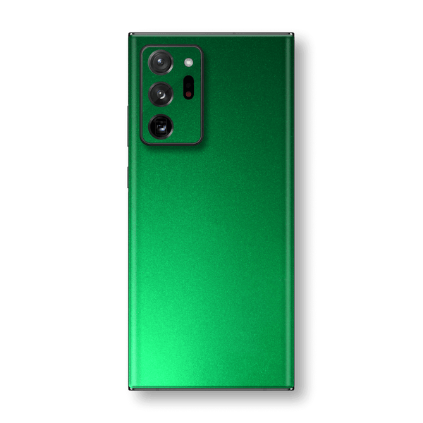 Samsung Galaxy NOTE 20 ULTRA Viper Green Tuning Metallic Skin Wrap Sticker Decal Cover Protector by EasySkinz