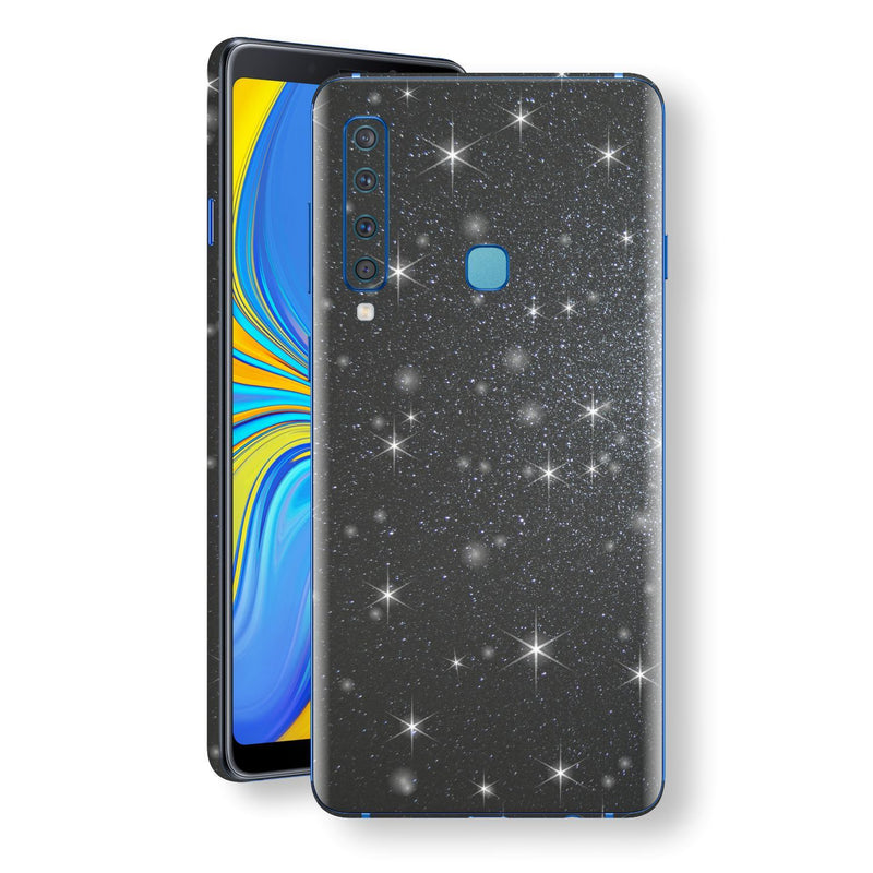 Samsung Galaxy A9 (2018) Diamond Meteorite Shimmering, Sparkling, Glitter Skin, Decal, Wrap, Protector, Cover by EasySkinz | EasySkinz.com