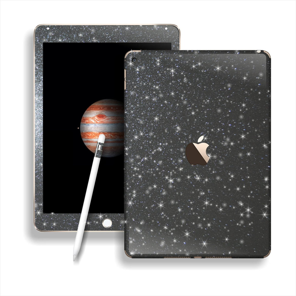 iPad PRO Diamond METEORITE Glitter Shimmering Skin Wrap Sticker Decal Cover Protector by EasySkinz