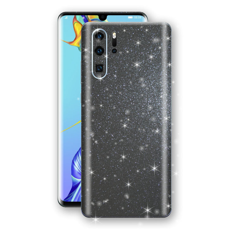Huawei P30 PRO Diamond Meteorite Shimmering, Sparkling, Glitter Skin, Decal, Wrap, Protector, Cover by EasySkinz | EasySkinz.com