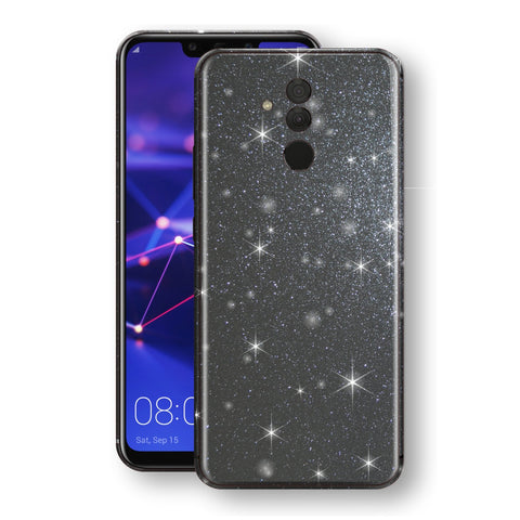 Huawei MATE 20 LITE Diamond Meteorite Shimmering, Sparkling, Glitter Skin, Decal, Wrap, Protector, Cover by EasySkinz | EasySkinz.com