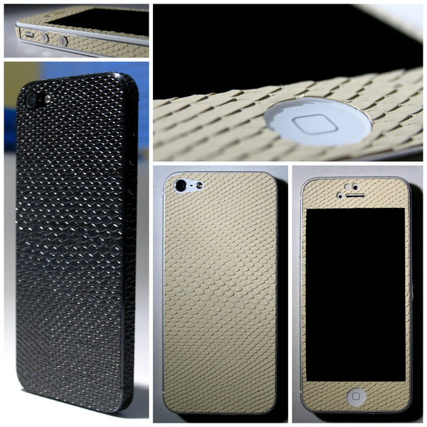 Mamba Snake Skin Sticker for iPhone