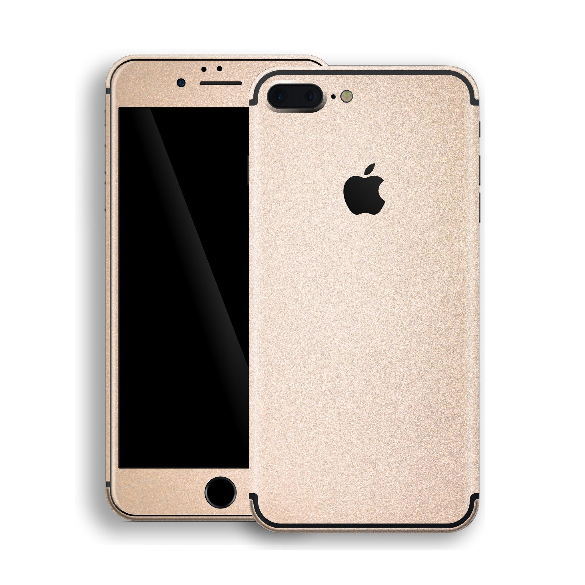 Iphone 7 Plus Luxuria Rose Gold Skin Wrap Decal Easyskinz
