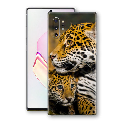 Samsung Galaxy NOTE 10+ PLUS Print Custom SIGNATURE JAGUARS Skin Wrap Decal by EasySkinz