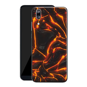 Huawei P20 Print Custom Signature LAVA Skin Wrap Decal by EasySkinz