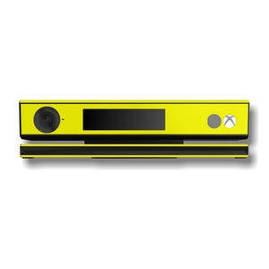 Xbox One Kinect Lemon Yellow GLOSSY Finish Skin Wrap Sticker Decal Protector Cover by EasySkinz