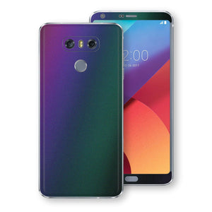 LG G6 Chameleon DARK OPAL Colour-Changing Skin, Decal, Wrap, Protector, Cover by EasySkinz | EasySkinz.com