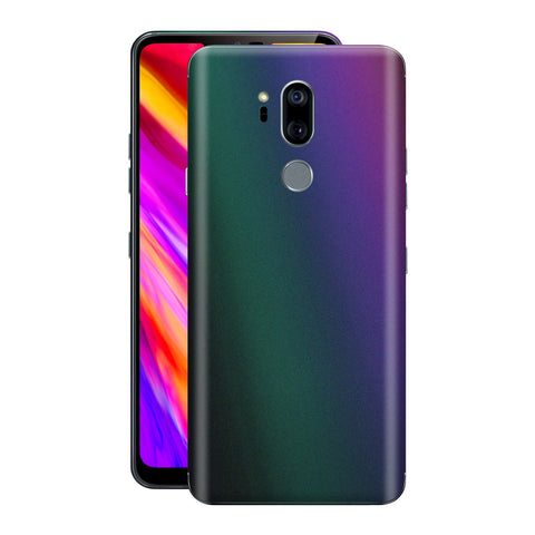 LG G7 ThinQ Chameleon DARK OPAL Skin Wrap Decal Cover by EasySkinz