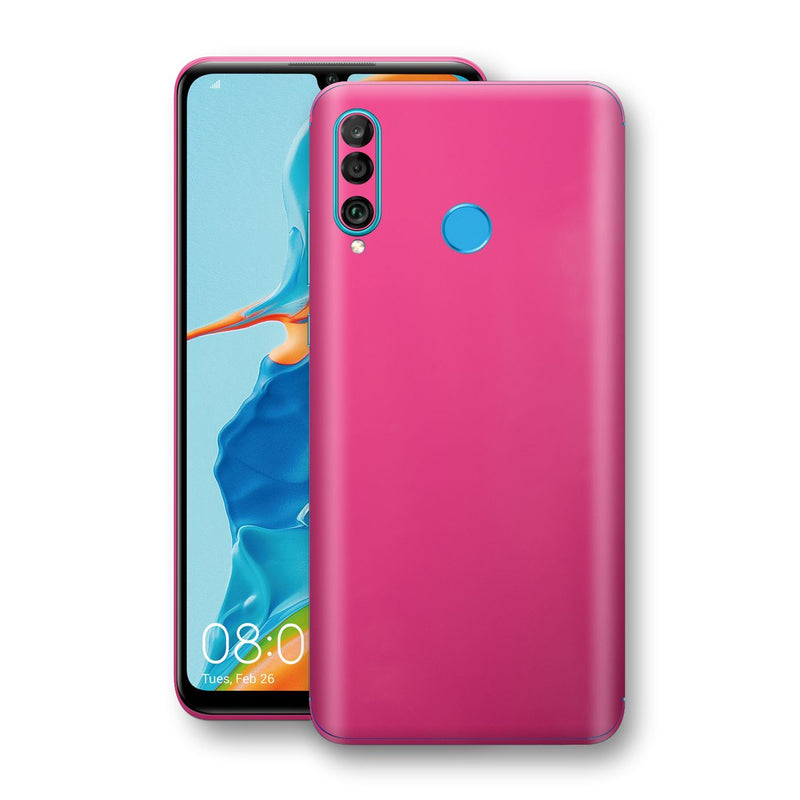 Huawei P30 LITE Magenta Glossy Gloss Finish Skin, Decal, Wrap, Protector, Cover by EasySkinz | EasySkinz.com