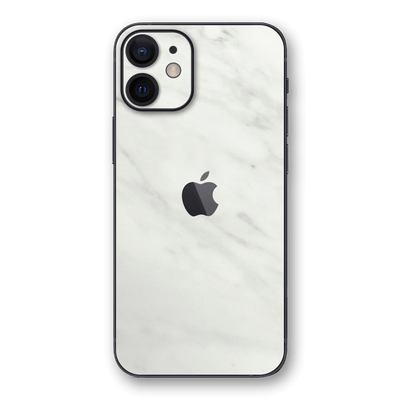 iPhone 12 Luxuria White MARBLE Skin Wrap Decal Protector | EasySkinz