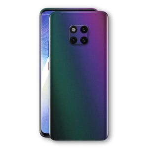 Huawei MATE 20 PRO Chameleon DARK OPAL Skin Wrap Decal Cover by EasySkinz