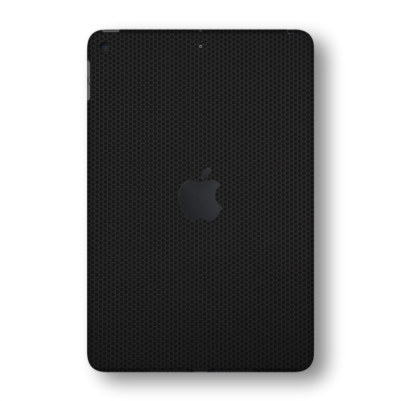 iPad MINI 5 (5th Generation 2019) Black Matrix Textured Skin Wrap Sticker Decal Cover Protector by EasySkinz