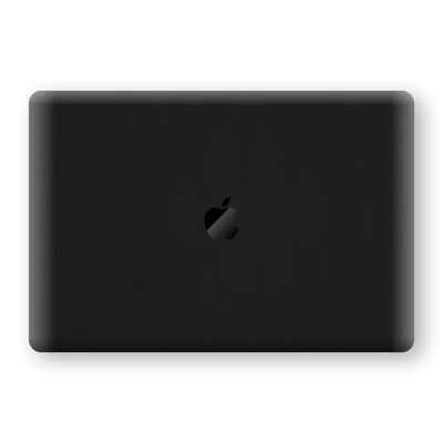 "MacBook PRO 16"" (2019) Black Matrix Textured Skin Wrap Decal 3M by EasySkinz"